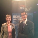 Arnold Wong and Vivienne Conway - ACS Presentation
